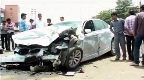 Figures, meanwhile, show that in 2013, out of 481 fatal accidents, 84 were caused by unknown vehicles. PTI