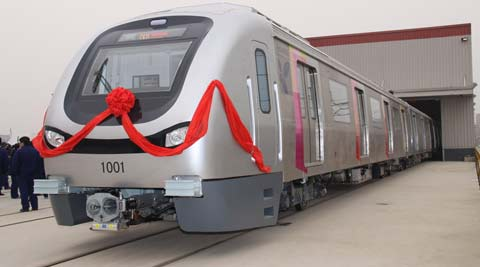 The Mumbai Metro Rail Corp (MMRC) has made a modification to the norm for the required annual turnover of the potential bidders.