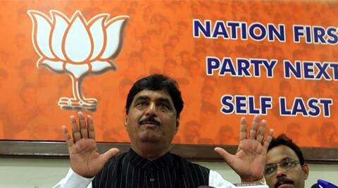 BJP leader Gopinath Munde. (Source: PTI)