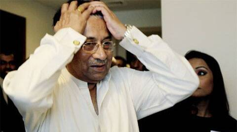 According to Musharraf's legal team, the warrant issued by court is normal and that he will not be arrested.