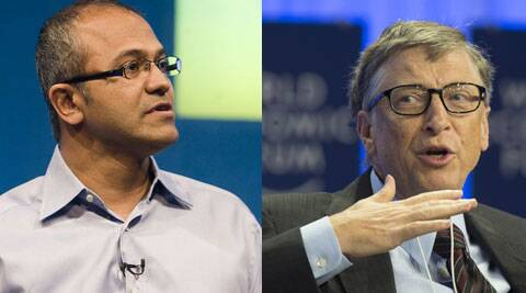 Satya Nadella will become only the third leader in the Microsoft's 38-year history.
