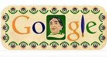 Google is warming up to India with more doodles, now it's SarojiniNaidu