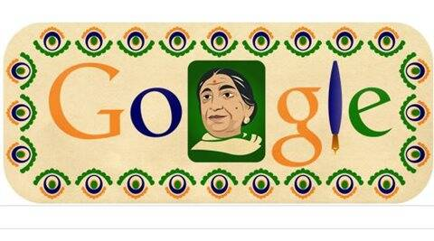 Sarojini Naidu, one of the leading lights of India's freedom movement, was also called the Nightingale of India