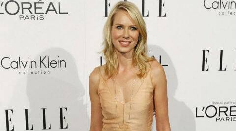 On the day of the Oscars, Naomi Watts is planning to spend her morning with her family. (Reuters)