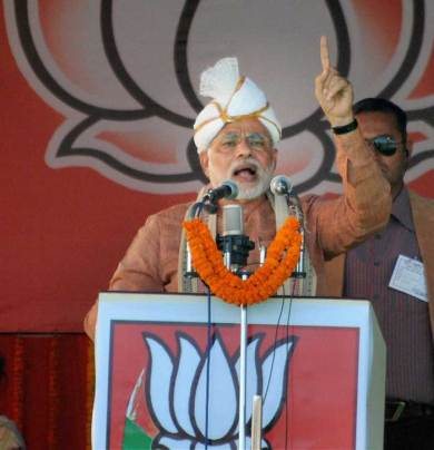 In Arunachal, Narendra Modi warns China