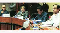 Uncertainty over Telangana, anti-graft Bills loomslarge