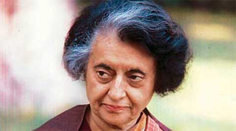 How she cannily allied with the CPI to undercut the CPM and  raise her standing after the Congress split.
