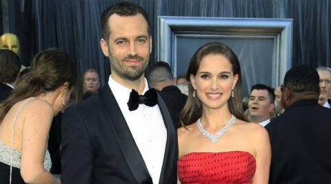 Natalie Portman and Benjamin Millepied first met on the set of 'Black Swan' back in 2010, where Millepied served as choreographer. (Reuters)