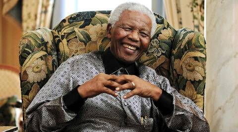 Mandela, who became South Africa's first black president after the first all-race polls in 1994, died on December 5 last year at the age of 95