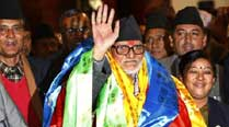 Koirala said commitments to civil rights and democratic norms and values will create a basis of mutual trust among the political parties. (AP Photo)