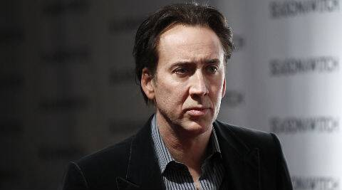 Nicolas Cage had welcomed his son Weston with girlfriend Christina Fulton in 1990. (Reuters)