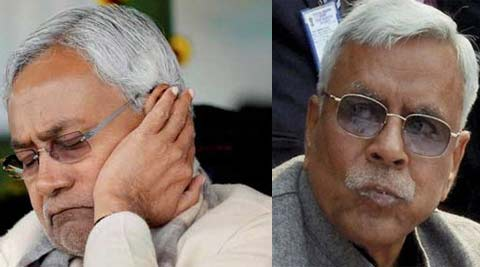 "Tiwari, who was denied a fresh RS term, said Nitish was afraid of the BJP coming to power at the Centre and wanted to ""manage"" a majority in the Assembly ""to at least remain CM"" after the polls."