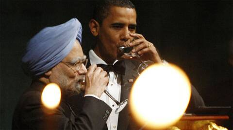 The Obama administration spent USD 572,187.36 for the State Dinner for Singh at the White House on November 24, 2009. (Reuters)