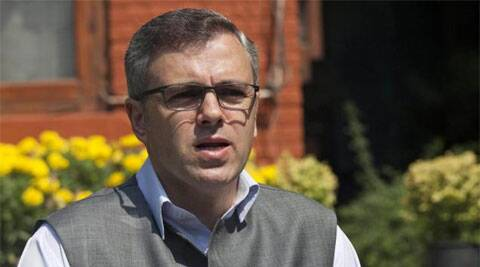 Omar said those amendments which are made in New Delhi are not implemented directly. (AP)