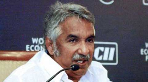 In Thiruvananthapuram, officials said Kerala Chief Minister Oommen Chandy is not attending the swearing-in ceremony, citing pre-scheduled engagements in the state. Source: Reuters