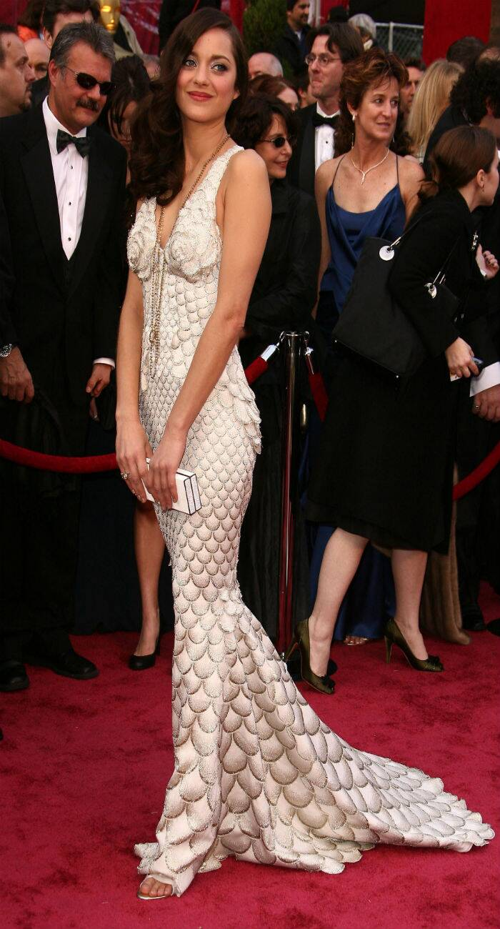 Best Dressed in Oscar History