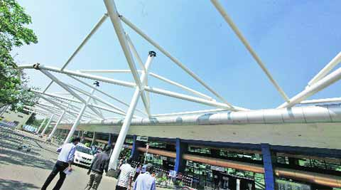 Pune Airport Director Manoj Kumar Gangal says matter taken up with Mumbai and Delhi. (Express photo)