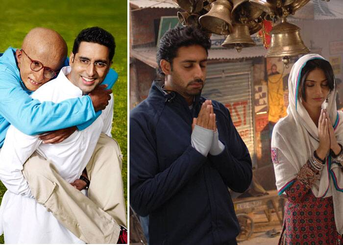 Abhishek Bachchan began 2009 with Rakeysh Omprakash Mehra's drama film 'Delhi-6'. The film opened to mixed reviews but was a flop. His next film 'Paa', along with Amitabh Bachchan and Vidya Balan, had the actor take on the role of producer as well. <br />; Directed by R. Balki, 'Paa' deals with the real medical condition that results in accelerated ageing called progeria. Abhishek played Big B's father in the film, while Vidya played his mother. Touching the hearts of its audiences, 'Paa' opened to good reviews and received the National Film Award for Best Feature Film in Hindi.