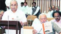 We're better than UPA, wait for a 'Modi-fied Budget': NitinPatel