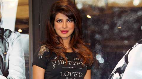 Bollywood beauty Priyanka Chopra is on a buying spree.