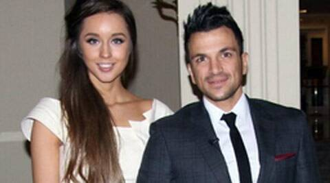 Peter Andre Wants More Kids Entertainment News The Indian Express