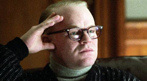 Philip Seymour Hoffman  was found dead Sunday in his New York City apartment. (AP Photo)