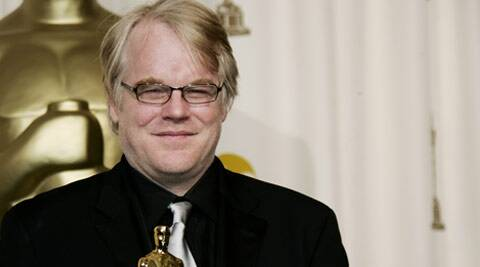 Celebrity colleagues and admirers of Philip Seymour Hoffman shared their reaction Sunday to his death at 46 of an apparent drug overdose. (AP)