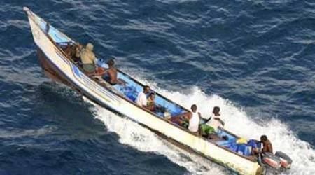 Four Indonesians kidnapped by pirates, vessels hijacked