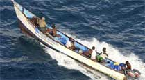 No ships are currently held hostage by Somali pirates. (Reuters)