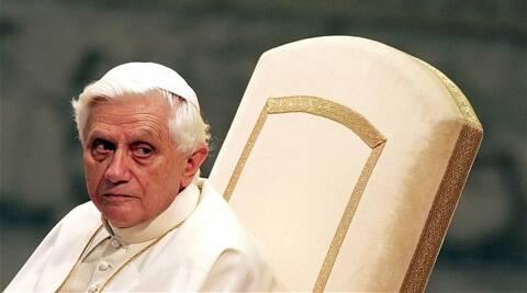 Benedict, however, had made clear from the start of his papacy that it might not end in his death.  (Reuters)