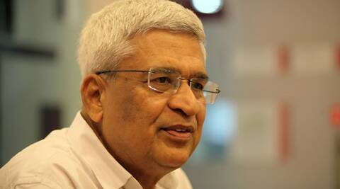 CPI(M) National General Secretary Prakash Karat. (Source: Express Archive)