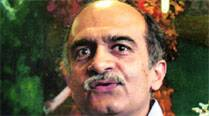 Himachal govt  set to confiscate Bhushan's land