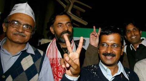 Prashant Bhushan said he was convinced that the Congress and the BJP had declared an 'all-out war' against the AAP government. (PTI)