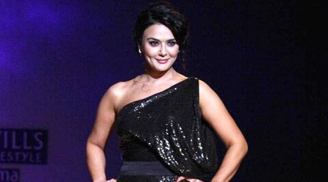 Preity Zinta doesn't know whether to be amused or annoyed by recent reports.