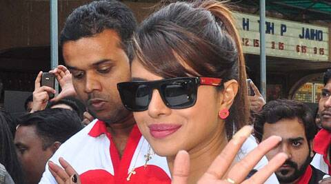 Priyanka Chopra was voted as 'most popular social media celebrity' last year.