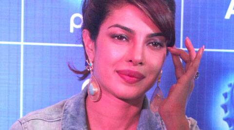 Priyanka Chopra is back to the grind.