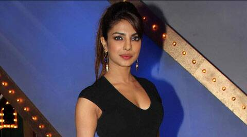 Priyanka Chopra talks about herself.