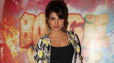 Priyanka Chopra: I don't have to relate to any of my characters. I play them because I am an actor.  (Photo: Varinder Chawla)