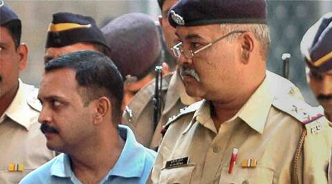 Lt Col Prasad Purohit, is accused in the 2008 Malegaon blasts. (Express Archive)