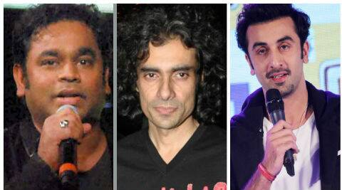 The trio had earlier worked together in 'Rockstar'.