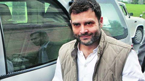 Party leaders said the padyatra was being organised under directions of Rahul Gandhi himself.