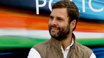 "Rahul Gandhi accuses BJP of practicing ""politics of blood"""