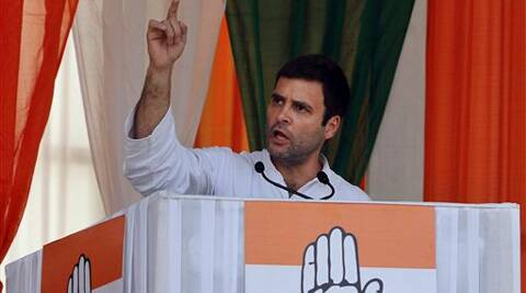 "Rahul Gandhi pushed the anti-corruption bills to create a ""framework"" to fight graft. (AP)"