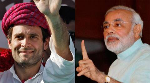 In Assam, Modi, Rahul exchange barbs over 'divisive politics'