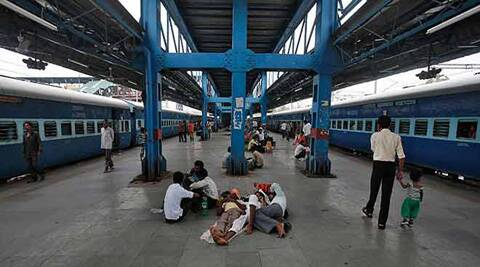 Central Railway has said the Nagpur-Ahmedabad Express will now thrice a week. (AP)