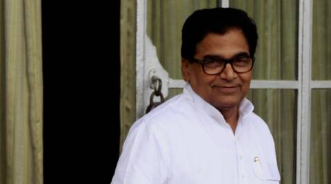 Ram Gopal Yadav said that the BJP is not even able to find candidates in UP. (Express Archive)