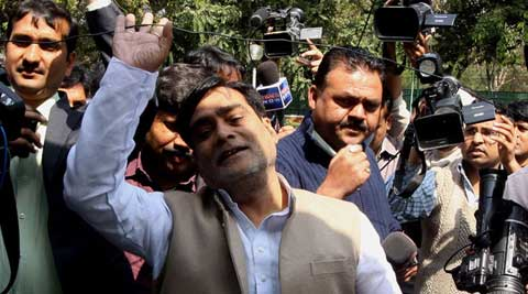 Ram Kripal Yadav: Loyalist on the way out