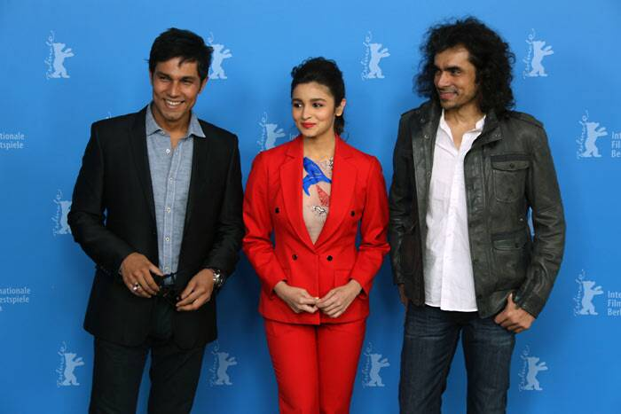 "Alia Bhatt tweeted: ""#Highway opening night sold out at the Berlin International Film Festival.Are you booking your 1st day ticket too? :)"" <br /><br /> Produced by Window Seat Films, 'Highway' features music by maestro A R Rahman."