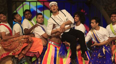 In fact Ranveer Singh paid a homage to Govinda's dancing skills in Sanjay Leela Bhansali's Goliyon Ki Raasleela Ram Leela and the recently held Life Ok Screen Awards in January this year.