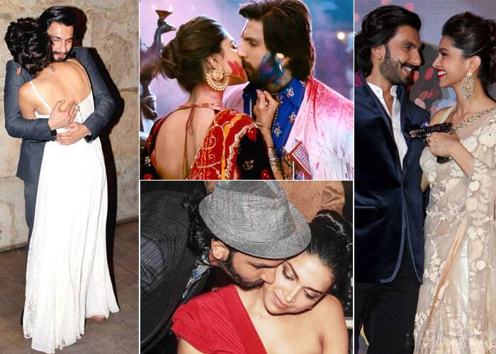 <b>Ranveer Singh-Deepika Padukone</b>: Bollywood's reigning queen Deepika Padukone has neither confirmed nor denied the stories linking her to prince charming Ranveer Singh. However, the couple set temperatures soaring with their electrifying chemistry in Sanjay Leela Bhansali's 'Goliyon Ki Raasleela Ram-Leela', which was one of the highest grossing Bollywood films of 2013.